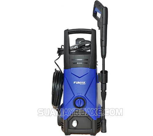 Máy rửa xe Fumak là lựa chọn lý tưởng cho người dùng hiện nay