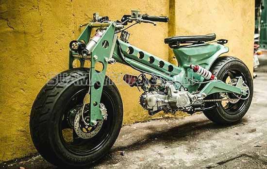 Do xe 50cc len 70cc