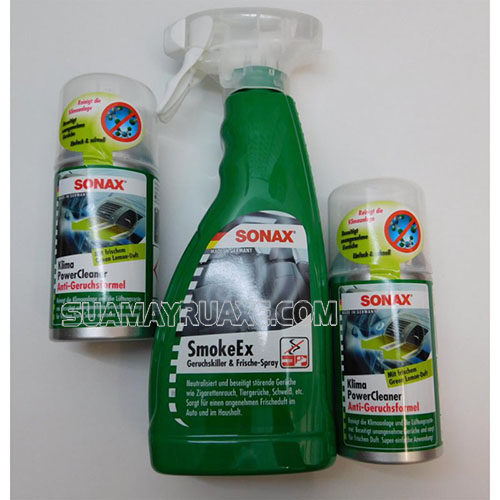 Dung dịch Sonax rất được ưa chuộng trên thị trường