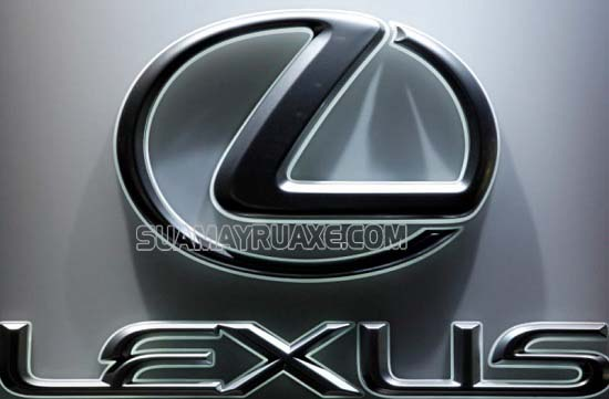 logo xe Lexus