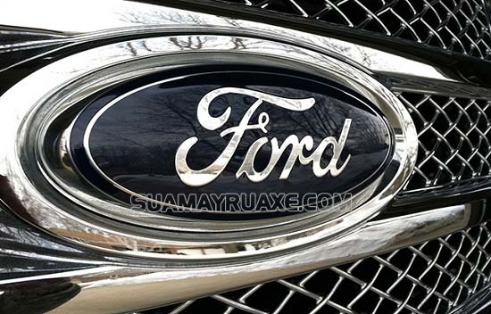Logo xe Ford