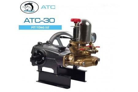 Đầu phun áp lực piston sứ ATC 30 Nhật Bản