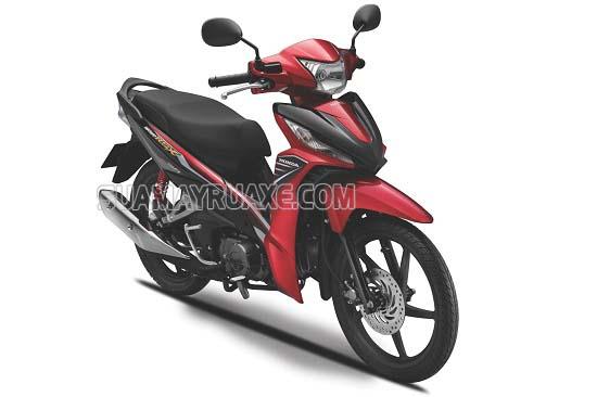 Xe Wave RSX nguyên bản được thiết kế bắt mắt và động cơ chạy êm