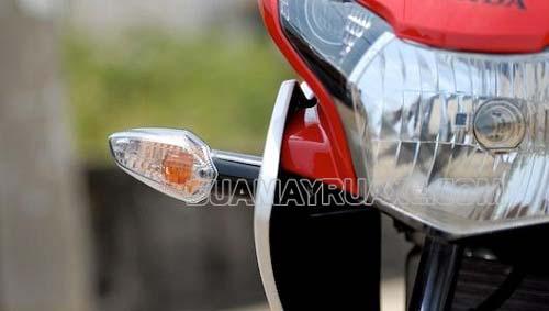 Quy định về lỗi không bật đèn xi nhan ở xe máy