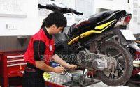 Giá bảo dưỡng xe máy là bao nhiêu?