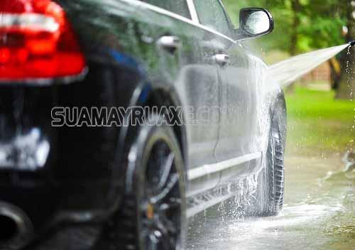 Hệ lụy của việc không rửa xe thường xuyên
