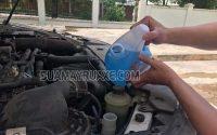 Hướng dẫn cách pha và cách kiểm tra nước làm mát ô tô