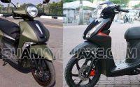 So sánh hai dòng xe máy Vision và Janus dành cho nữ giới