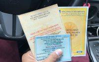 Các loại giấy tờ không thể thiếu với mỗi tài xế