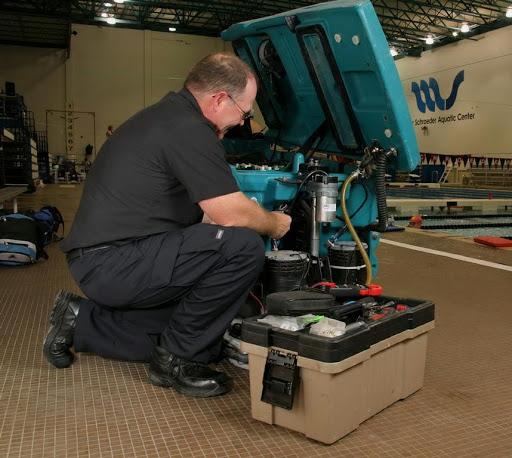 Cách sửa chữa những lỗi thường gặp ở máy chà sàn