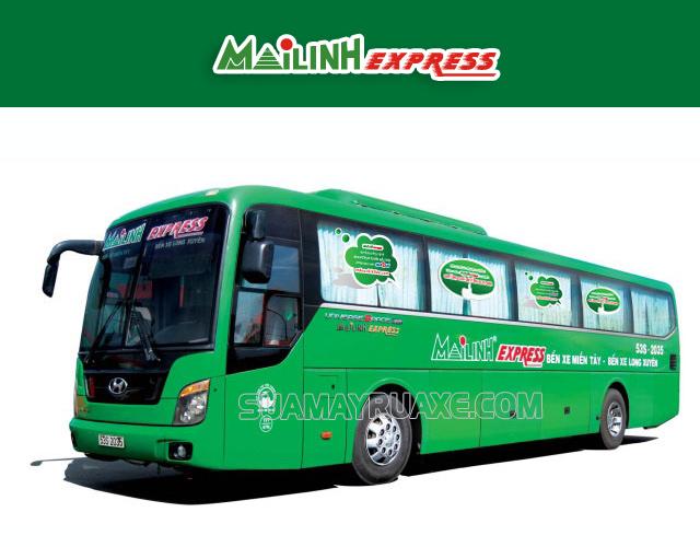 Xe khách chất lượng cao Mai Linh