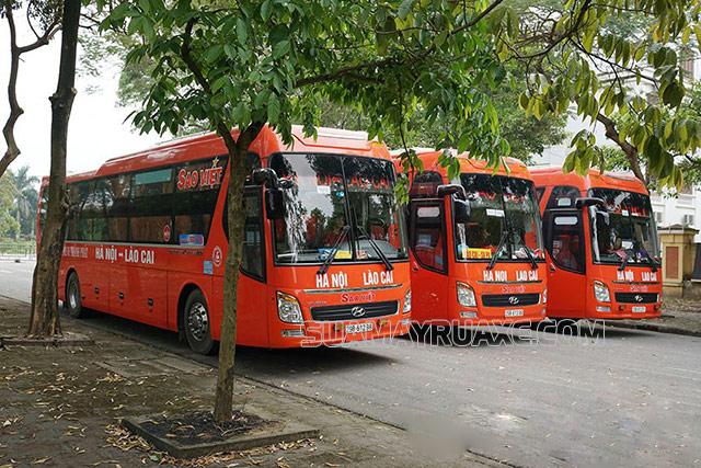 Hãng xe khách Sao Việt