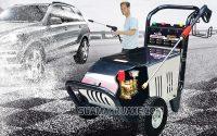 Thiết bị rửa xe sẽ gặp lỗi nhất định trong quá trình sử dụng