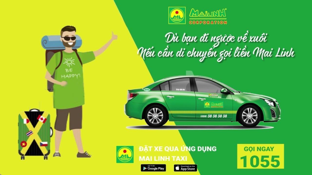 Mai Linh taxi – luôn đồng hành trên mỗi chuyến đi cùng bạn