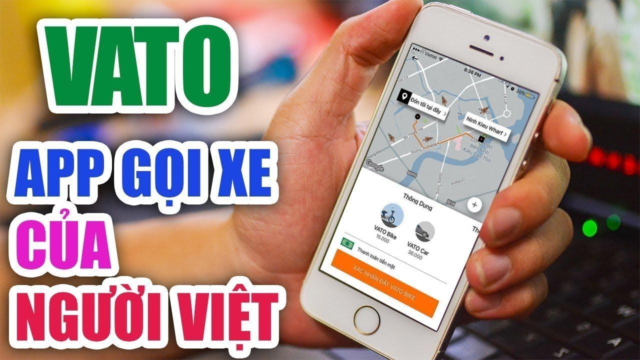 Ứng dụng Vato dành cho người Việt