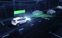 Hệ thống hỗ trợ người lái thông minh bao gồm nhiều hệ thống khác