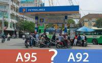 Sử dụng xăng không tương thích dẫn đến hụt ga