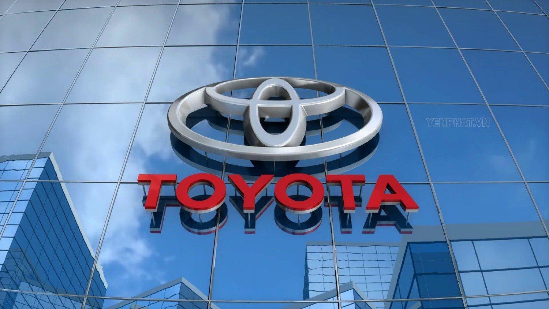 Sự phát triển vượt bậc về công nghệ Toyota đã dẫn đầu thế giới về sản xuất ô tô