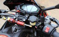Việc lắp hệ thống trợ lái trên xe mô tô đem lại khá nhiều hữu ích