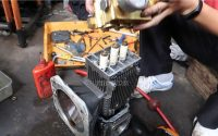Một số lỗi thường gặp ở máy rửa xe