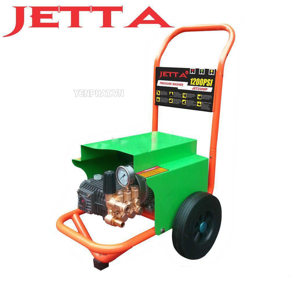 Máy rửa xe áp lực cao JET 2200
