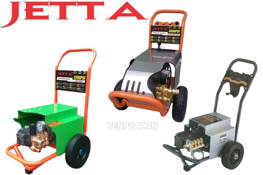 Máy rửa xe cao áp Jetta có độ bền cao hay không?
