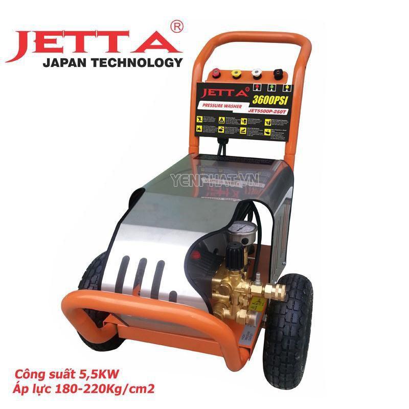 Máy rửa xe áp lực cao chuyên dùng trong các trung tâm rửa xe lớn