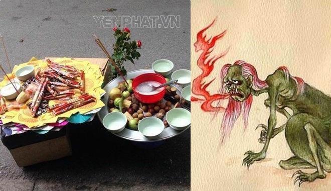 Thực chất việc cúng cô hồn mang ý nghĩa nhân văn của người Việt
