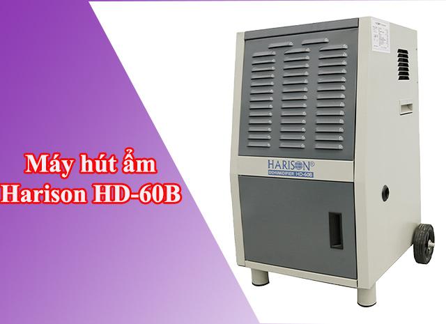 Harison HD-60B - model máy hút ẩm công nghiệp được sử dụng phổ biến nhất