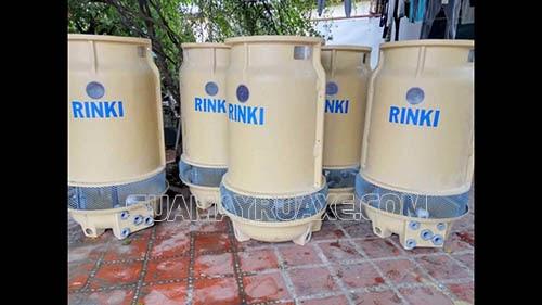 tháp giải nhiệt Rinki