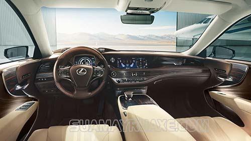 hãng xe đắt nhất thế giới Lexus