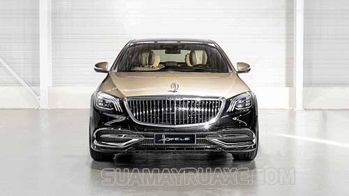 hãng xe đắt nhất thế giới Mercedes-Benz