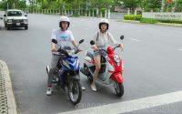 Xe máy 50cc dành cho học sinh, sinh viên