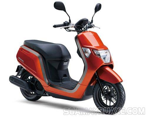 Xe máy 50cc Honda Dunk