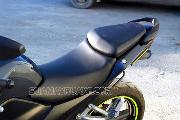 Bọc yên xe máy