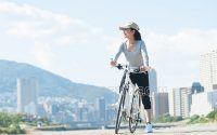 lợi ích và tác hại của việc đi xe đạp