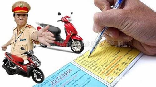 mua bảo hiểm xe máy tại cây xăng