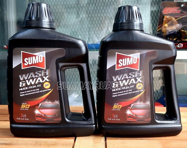 Rửa xe máy bằng xà bông gì để không gây hại đến bề mặt sơn?