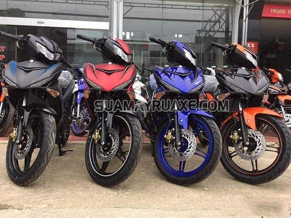 áp suất lốp xe máy yamaha