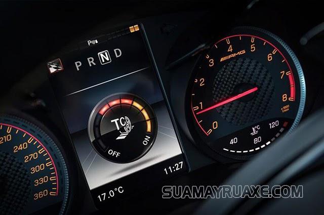 Hệ thống kiểm soát lực kéo trên ô tô Traction Control là gì?