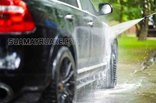 Các lỗi thường gặp và cách khắc phục ở máy rửa xe