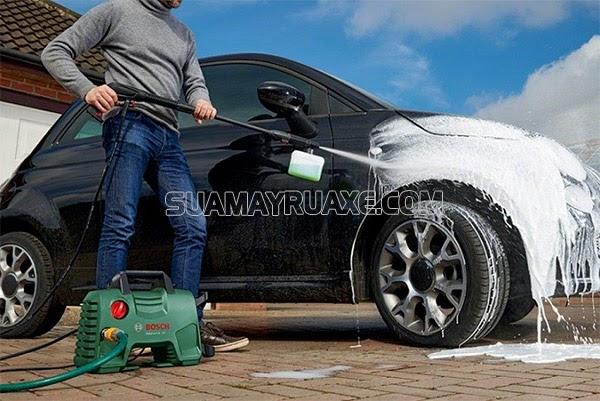 Cách sửa máy rửa xe gia đình cực đơn giản tại nhà