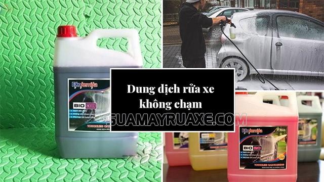 Điểm tên các loại dung dịch rửa xe không chạm tốt nhất trên thị trường