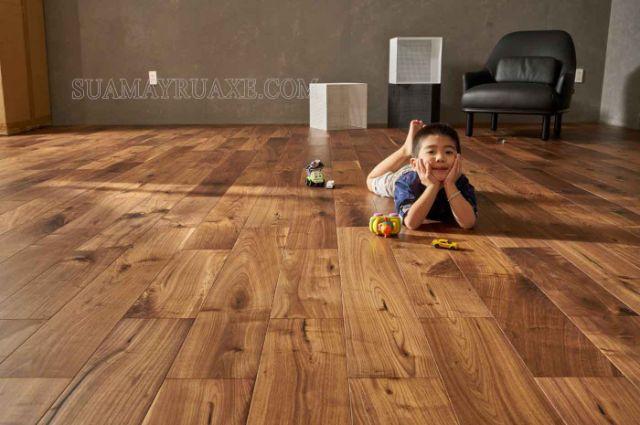Sàn gỗ công nghiệp có bền không