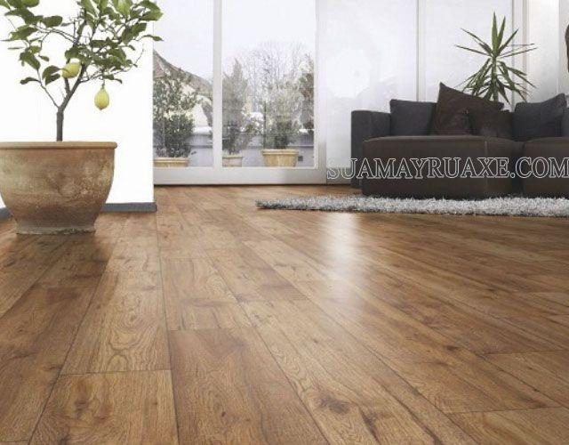 Sử dụng sàn gỗ công nghiệp giúp nâng tầm căn nhà