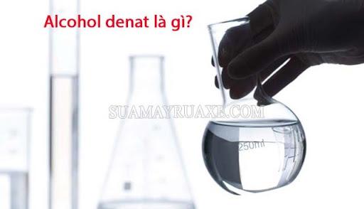 Alcohol denat là gì? Alcohol denat có thực sự gây hại khi sử dụng không?