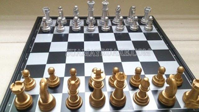 Hướng dẫn chi tiết cách xếp cờ vua cực kỳ đơn giản cho người mới chơi