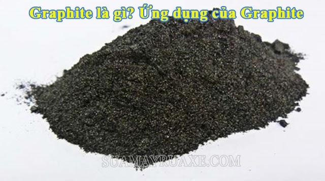 Chất liệu graphite là gì?