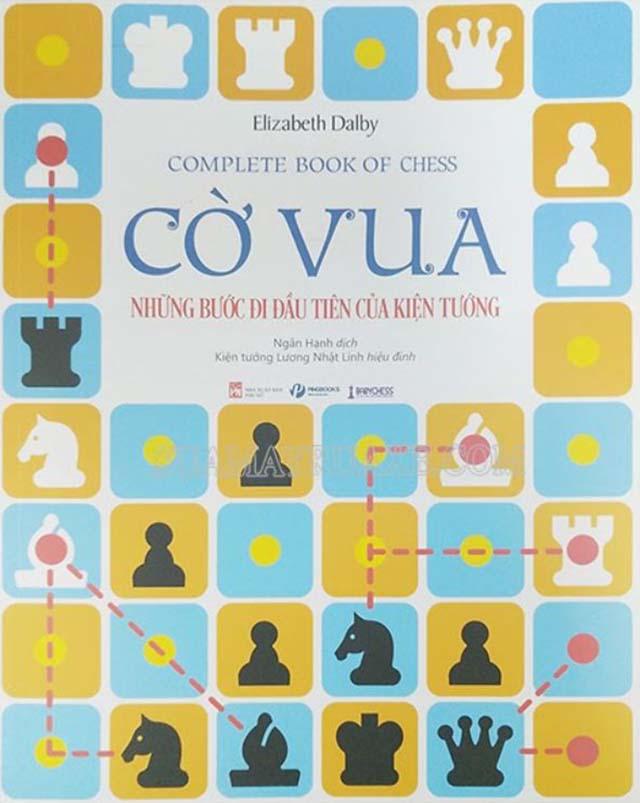 Đây là cuốn sách hướng dẫn chơi cờ vua nên đọc