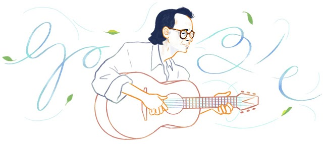 Nhạc sĩ Trịnh Công Sơn – danh nhân đầu tiên được vinh danh trên Google